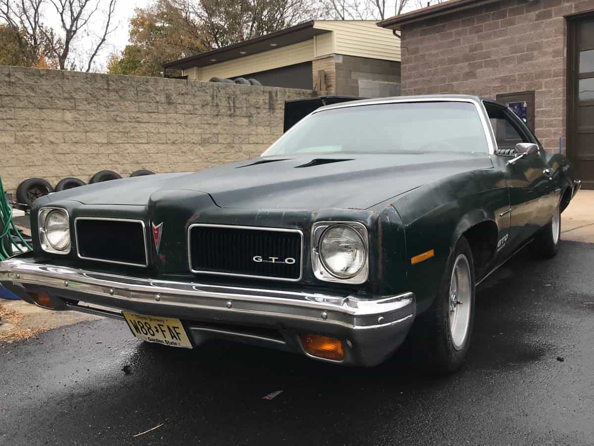 Stubborn Goat 1973 Pontiac Gto 4 Speed 8 999 Firm Guyswithrides Com