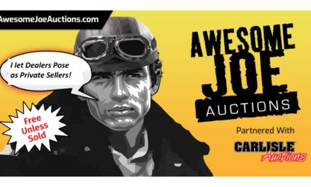 Not Awesome At All: Dealers Pose As Individuals on Awesome Joe Auctions