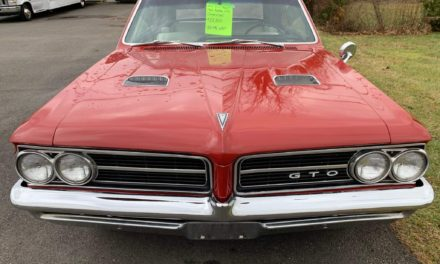 Side of the Road 21:  1964 Pontiac LeMans GTO – $32,850