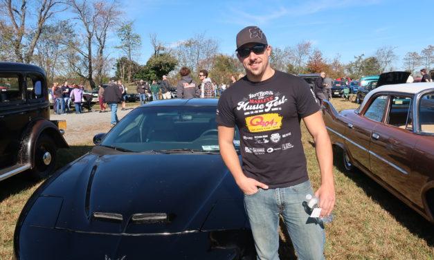 Guys With Their Rides 14:  Chris and his 1994 Pontiac Firebird Formula