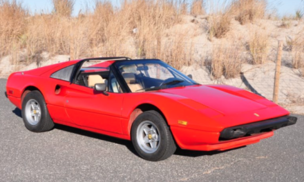 Guess What Result 1:  1979 Ferrari 308 GTS No Reserve on Bring A Trailer