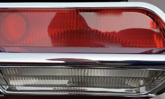 Guess What Ride 16: What Car Has This Tail Light?