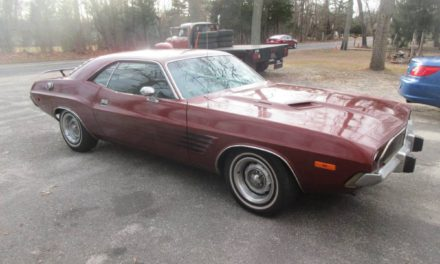 Challenger Disaster:  1974 Dodge Challenger R/T – SOLD?
