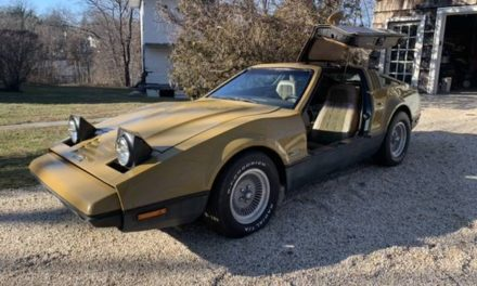 Canadian Build Quality: 1974 Bricklin SV-1 #84 2,900 Mile Survivor – SOLD!