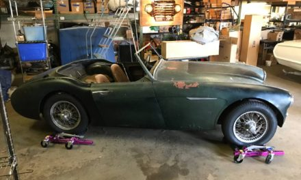 Money Maker:  1960 Austin-Healey 3000 Mk 1 BT7 Project – Sold!