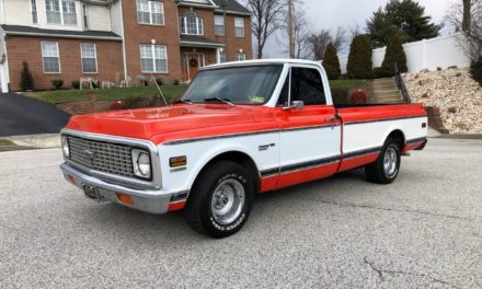 Glamour Grab: 1972 Chevrolet C10 Custom Deluxe Long Bed – Sold!