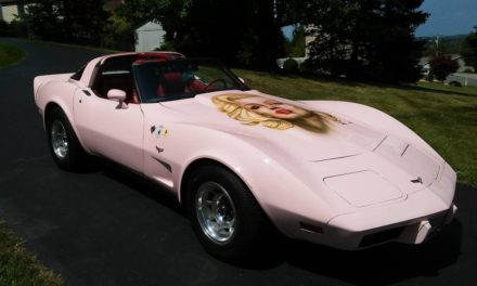 NEW! Award 32: Donna Mae Mims' 1979 Funeral Corvette – Sold!