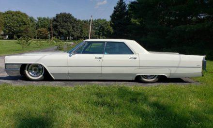 Entry Level: 1965 Cadillac Calais Four Door Hardtop Air Ride – $9,700