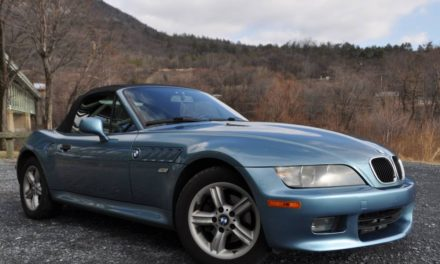 Fun Little Car: 2000 BMW Z3 2.3 5-Speed – $4,449