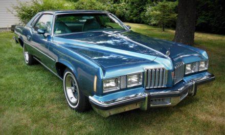 Grand Size:  1977 Pontiac Grand Prix SJ – SOLD!