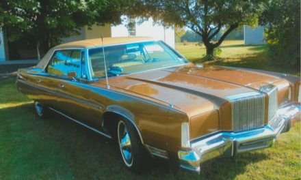 Last True Hardtop: 1978 Chrysler New Yorker Brougham – Sold!