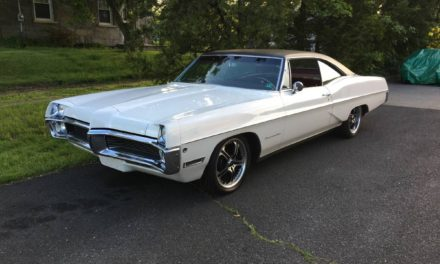 Middle Child:  1967 Pontiac Executive Survivor – $18,000
