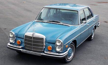 Making Room:  1971 Mercedes-Benz 280SE – Sold!