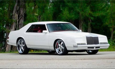 Royal Rake: 1983 Chrysler Imperial Street Machine – SOLD?