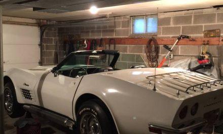NEW! Award 31: 1971 Corvette Convertible 23K Mile Survivor – Sold!