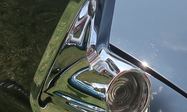Guess What Ride 18: What '61 Tail Light Is This?