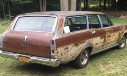 Fairlane Falcon:  1966 Ford Falcon Station Wagon – SOLD!