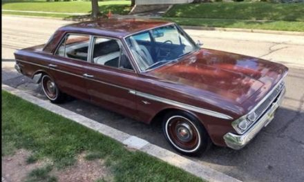 Flash-O-Matic:  1963 AMC Rambler 660 Classic V8 – Sold!