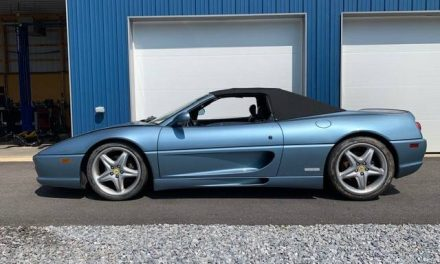 1995 Ferrari F355 Spider Six Speed Original Owner – Sold!