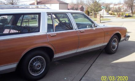 Fresh Faux: 1988 Buick Electra Estate Wagon – Sold!