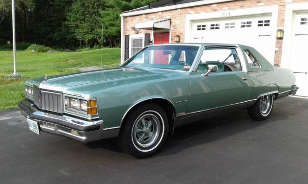 Pick a Price: 1978 Pontiac Bonneville Landau – STILL $10,995