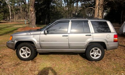 Fastest SUV In The World:  1998 Jeep Grand Cherokee 5.9 Limited – $5,000