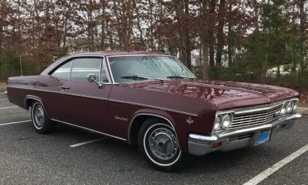 Three On One Family Tree: 1966 Chevrolet Impala SS L30 Hardtop – $21,998