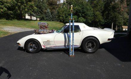 NEW! Award 34:  1972 Chevrolet Corvette Convertible Street Machine – $125,000