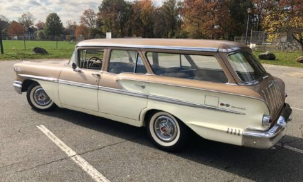 Honest Driver: 1958 Chevrolet Nomad Station Wagon – NOW $14,000 Firm
