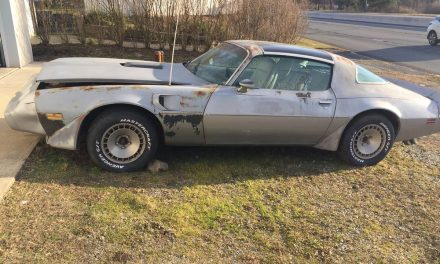 Poor Man's Pace Car:  1979 Pontiac Trans Am 403/WS6 Project – $6,500