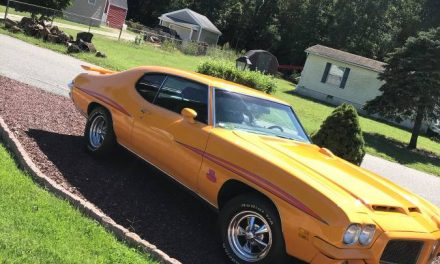 True GTO: 1971 Pontiac GTO Judge Clone – Still $29,999