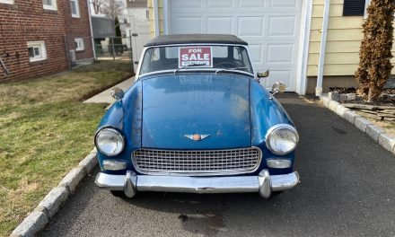 Postive Earth: 1964 Austin Healey Sprite Mk III – SOLD!