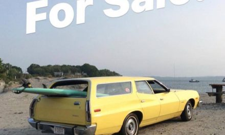 Starsky's Surf Wagon:  1973 Ford Torino Station Wagon – Sold!