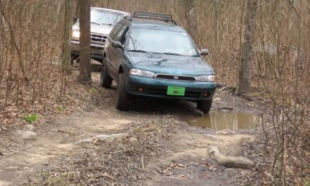 Anti-SUV:  1997 Subaru Legacy Lifted Wagon Project – Sold!