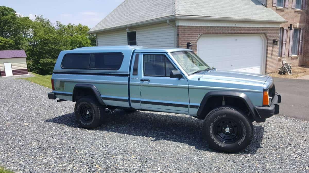 2020 Jeep Comanche (MJ) Price, Specs, Interior