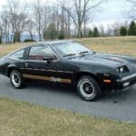 Rotary Casualty:  1979 Chevrolet Monza Spyder Two-Door Hatchback – STILL $7,000