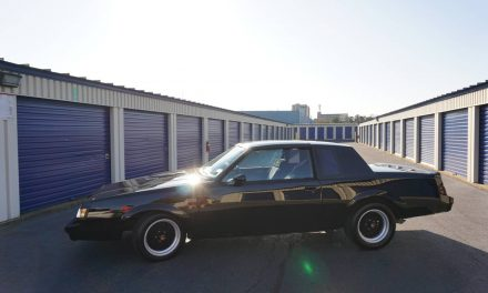 All Business:  1987 Buick Grand National T-Top – Sold!