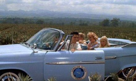 Blue Hawaii Cast-Away:  1961 Dodge Phoenix Convertible
