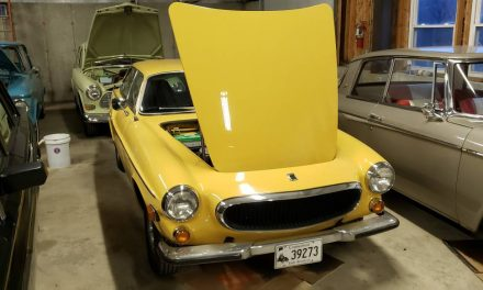 Exceptionally Good:  1972 Volvo 1800ES Shooting Brake – $25,000 Firm
