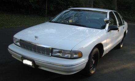 Sleeper Shamu:  1995 Chevrolet Caprice 9C1 Supercharged – Sold!