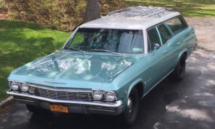 One of One Million:  1965 Chevrolet Impala Station Wagon – SOLD!