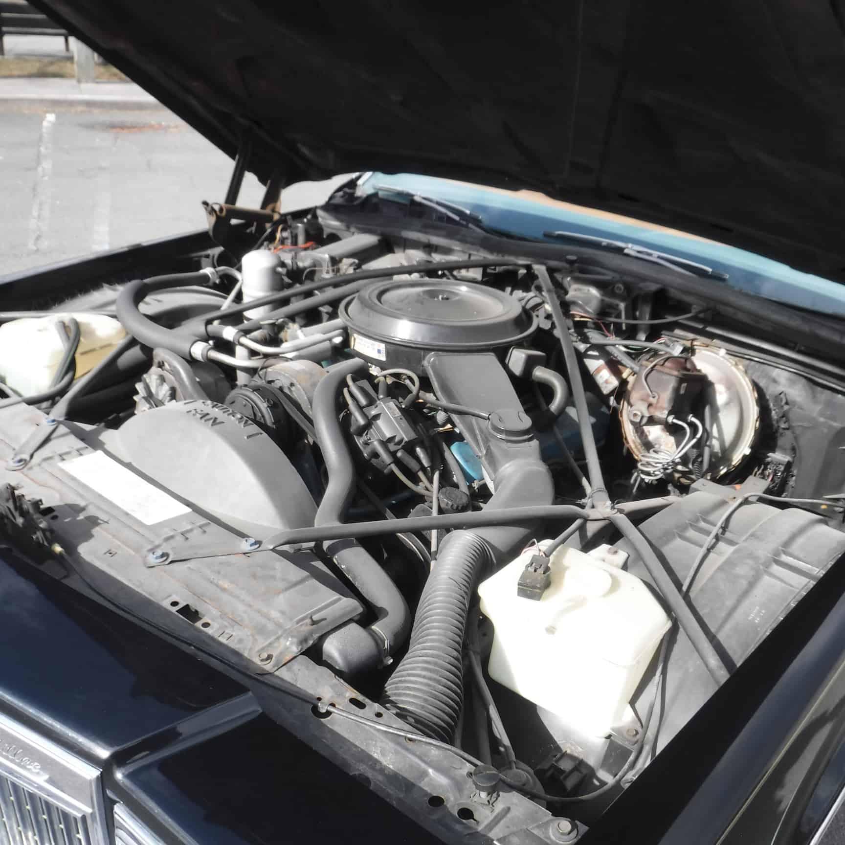 1980 Cadillac 105