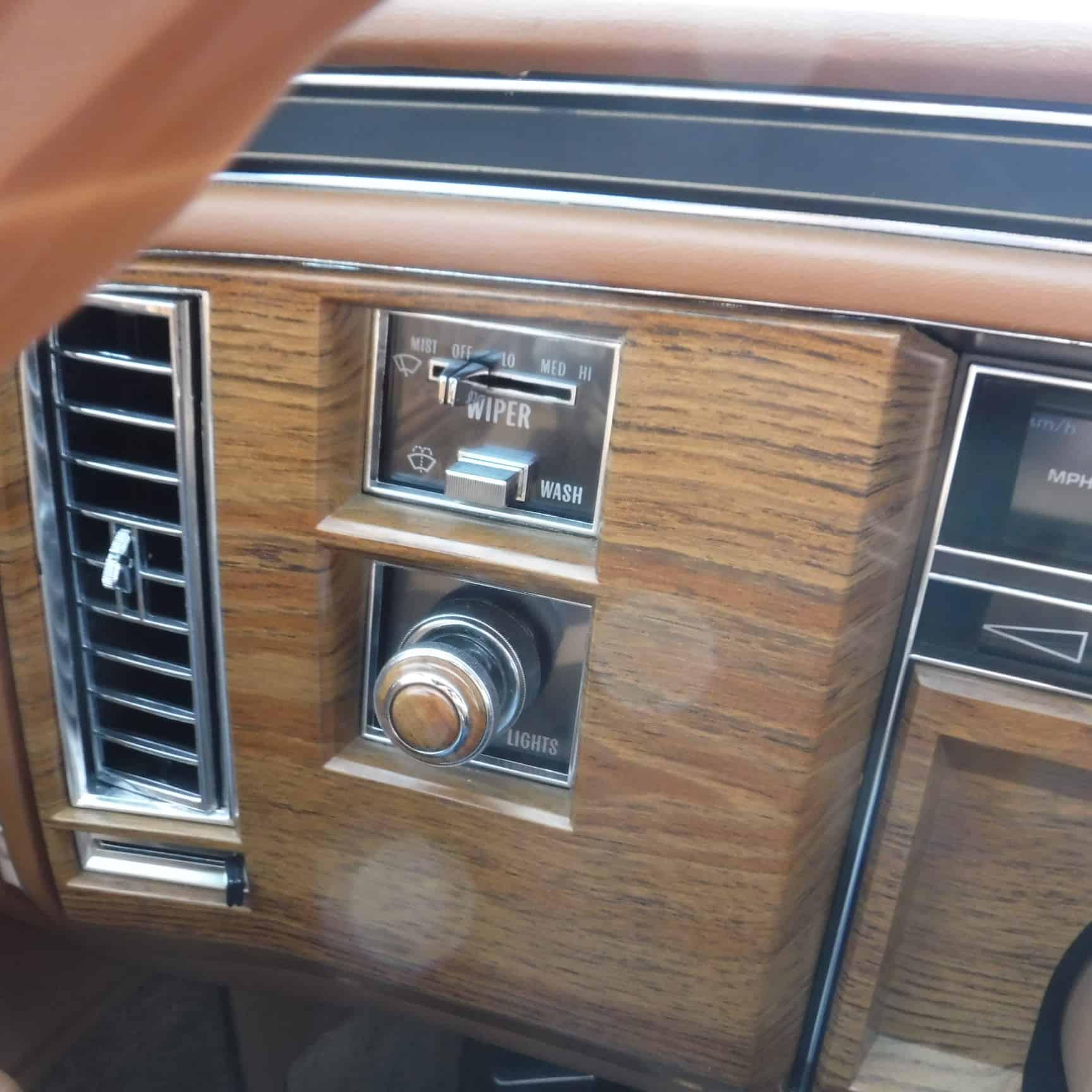 1980 Cadillac 121