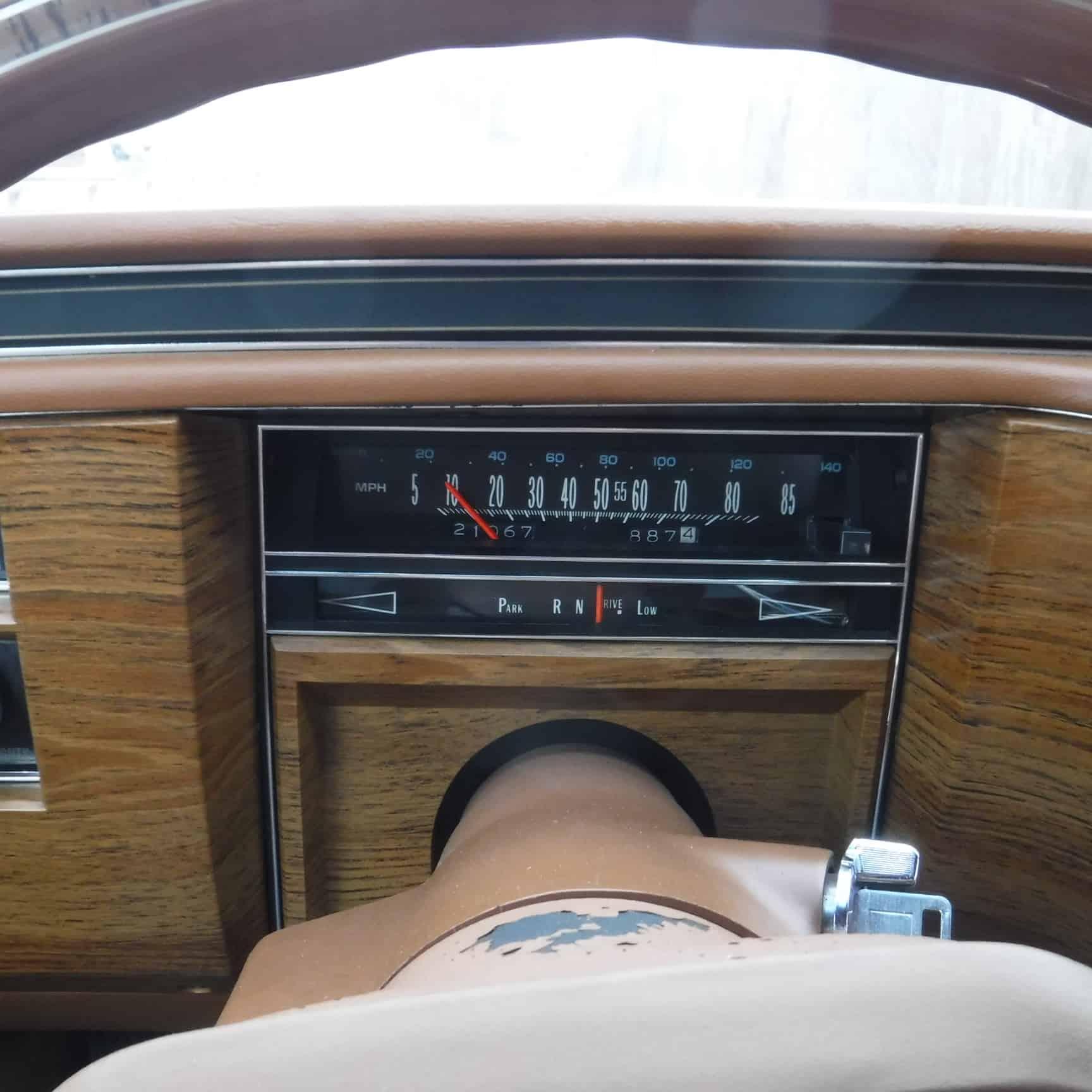 1980 Cadillac 131