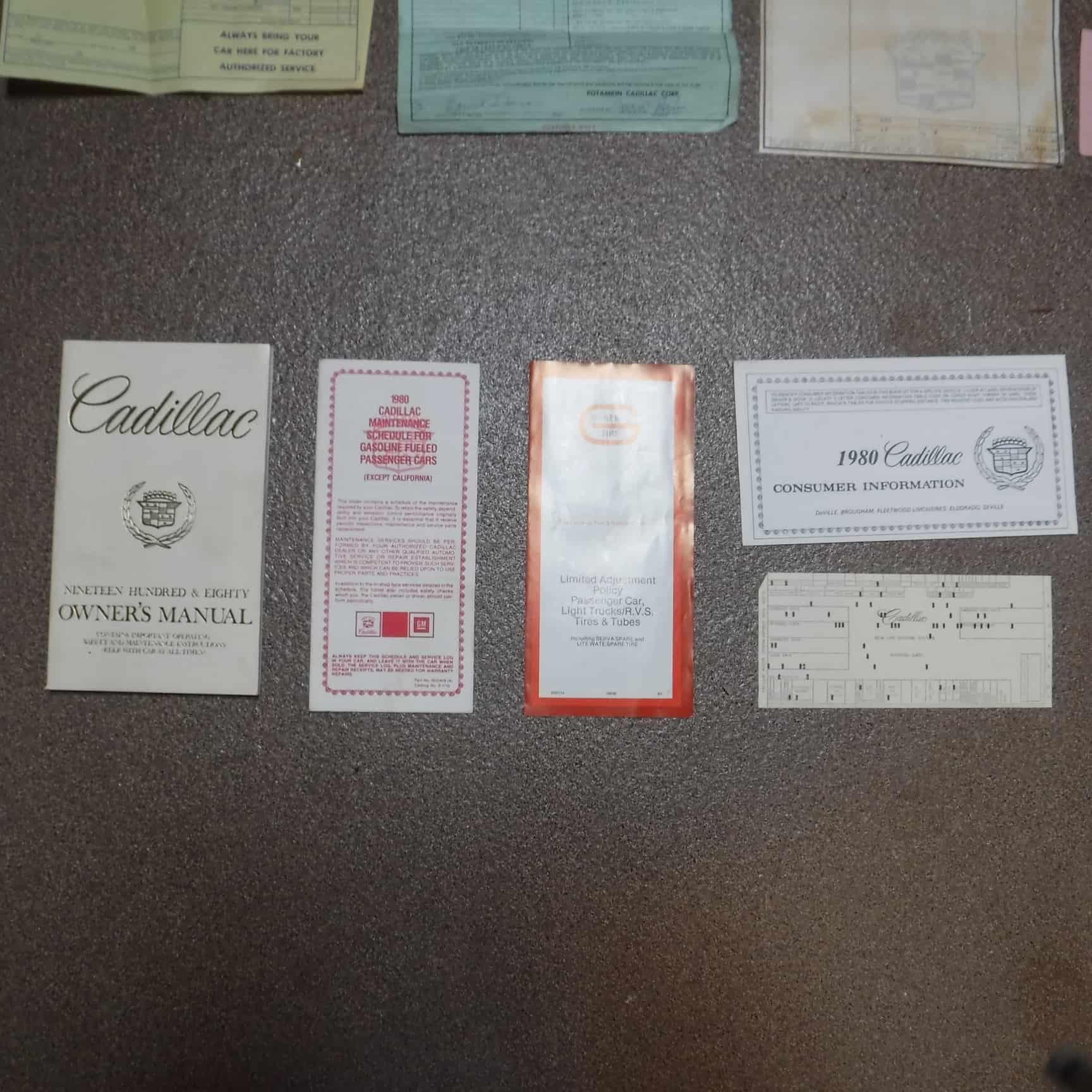 1980 Cadillac 137