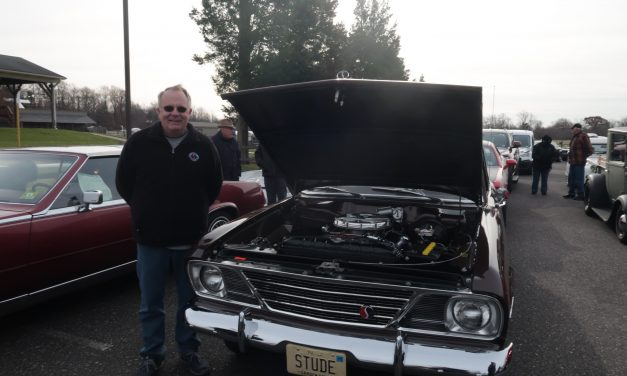 Guys With Their Rides 17:  Bruce and His 1964 Studebaker Challenger R4 Tribute