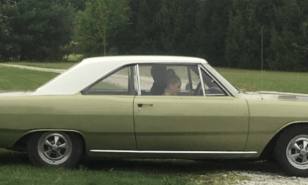 Guys With Their Rides 16:  Brian and His '69 Dodge Dart GTS