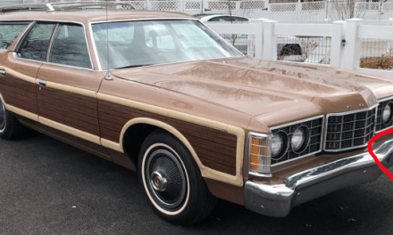 Egregious Flip:  1973 Ford LTD Country Squire Station Wagon – $17,500