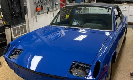 Perfect Project:  1970 Porsche 914 – Sold!