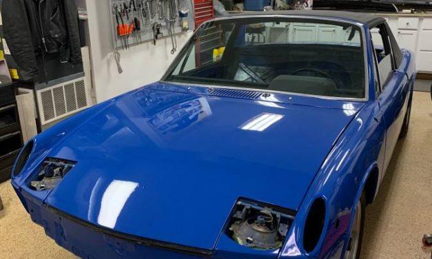 Perfect Project:  1970 Porsche 914 – $13,500